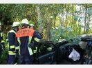 11/28 Pkw gegen Baum auf A93 am 06.07.2011_1