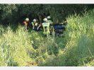 11/28 Pkw gegen Baum auf A93 am 06.07.2011_2