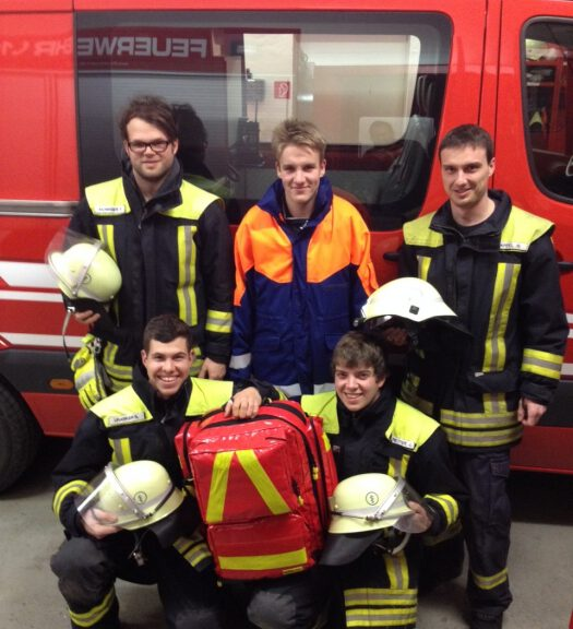 fuenf neue first-responder fuer die feuerwehr pfraundorf 1 20140227 1085492576