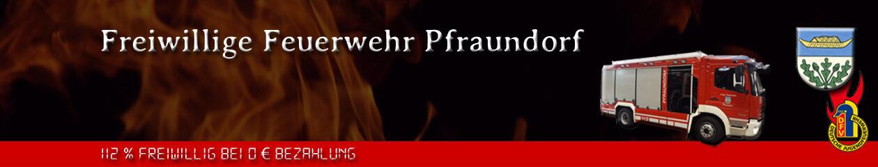 Freiwillige Feuerwehr Pfraundorf